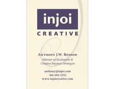 Injoi Creative Card