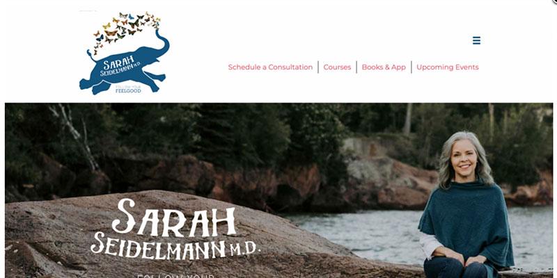 Sarah Seidelmann M.D