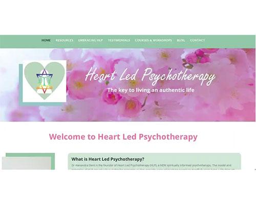 Heart Led Psychotherpy