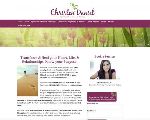 Christen Daniel