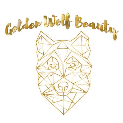 Golden Wolf Beauty