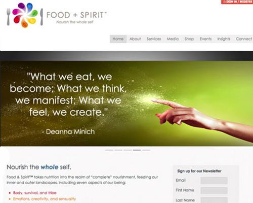 Food and Spirit